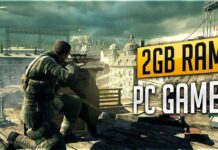 2GB RAM Games PC Download
